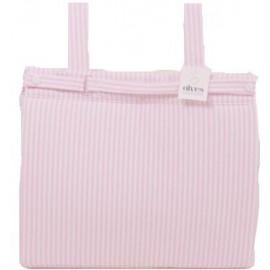 Bolsa talega bebe rosa