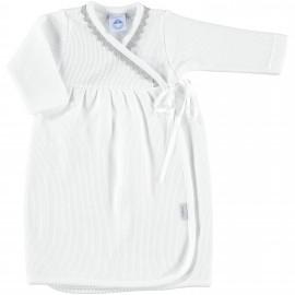 Vestido bebé blanco
