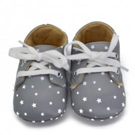 Botas blandas bebe estrellas