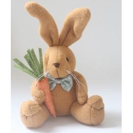 Conejito zanahoria para bebe