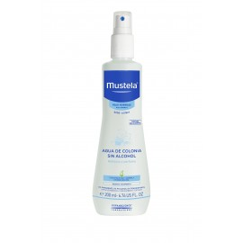Mustela agua de colonia sin alcohol 200 ml