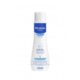 Mustela gel dermo limpiador 200 ml