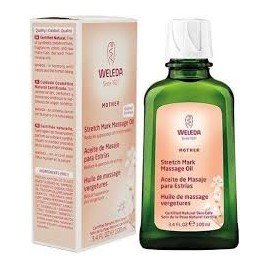 Weleda aceite de masaje antiestrias 100 ml