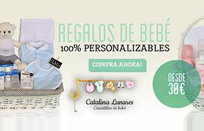 regalos bebe personalizados