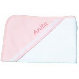 Capa de baño Chic rosa