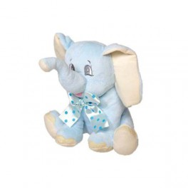 Peluche Elefante Azul