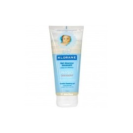 Klorane gel dulce cabello y cuerpo 200 ml