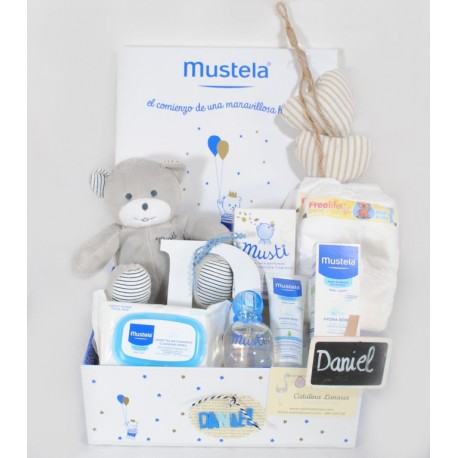 Cesta bebe Mustela Angel de la Guarda
