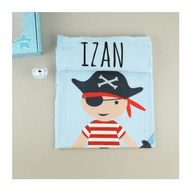 Cajita bebe arrullo pirata