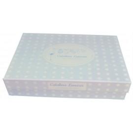 Caja bebé Azul (Elige tamaño)