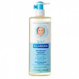 Klorane gel de baño 500 ml