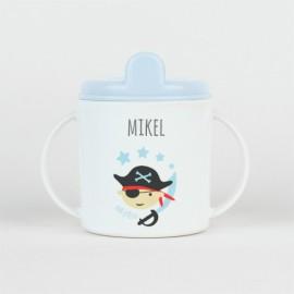Taza pirata personalizada