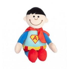 Super Héroe CON NOMBRE BORDADO