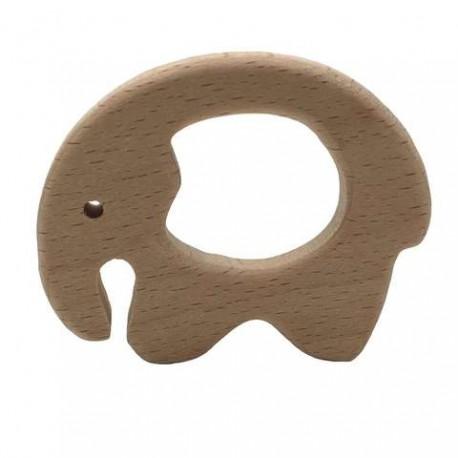 Mordedor de madera elefante