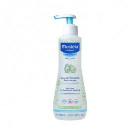 Mustela solución limpiadora sin aclarado physiobebé 300 ml
