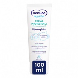 Nenuco sensitive crema protectora 100 ml