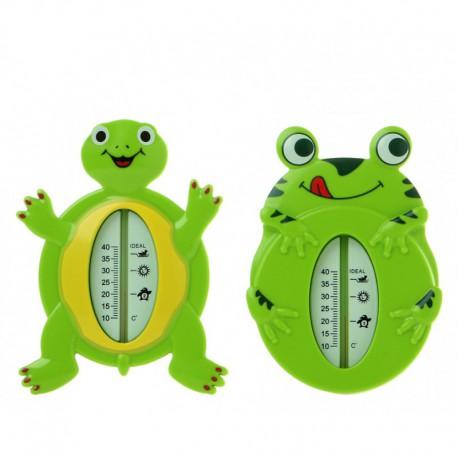 Termómetro de baño tortuga o rana