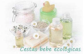 canastillas bebe ecologicas